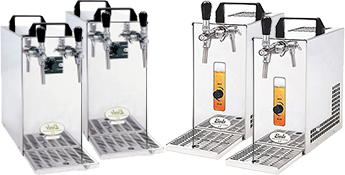 Alaus pilstymo - šaldymo įranga
