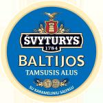 Švyturio Baltijos pilstomas alus