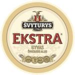 Švyturio Eksta pilstomas alus